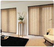 Vertical Blinds, Blinds Showroom in Birmingham, West Midlands