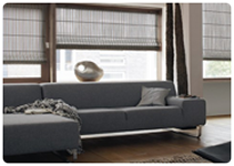 Roller Bedroom Blinds, Roman Blinds in Birmingham, West Midlands